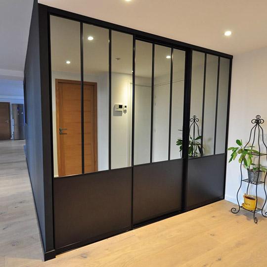 documentation pour poser une verri re atelier laverri refran. Black Bedroom Furniture Sets. Home Design Ideas